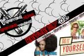 La Revue DIY #2 – AFRO DIZZIAC / FOREST AFFAIR – T-JUICE (UK)
