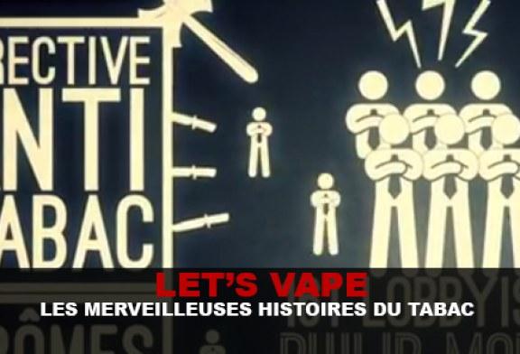 NEWS : Les merveilleuses histoires du tabac !