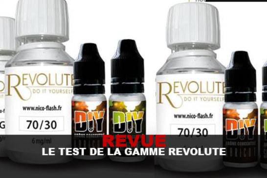 REVUE : LE TEST DE LA GAMME «REVOLUTE» (DIY)
