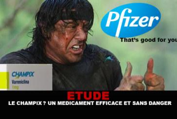STUDIE: Der Champix? Eine wirksame und sichere Medizin!