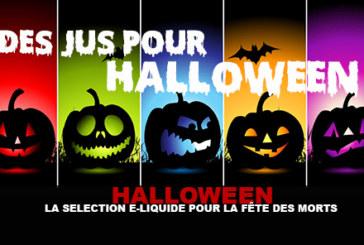 HALLOWEEN : La sélection e-liquide pour la fête des morts !
