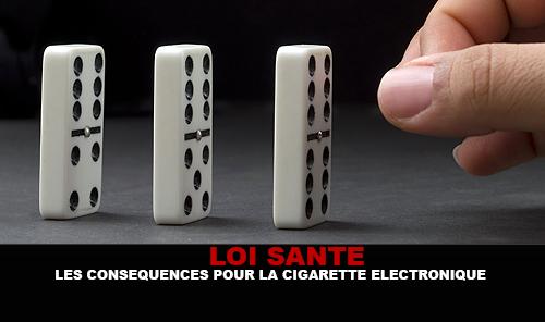 loi sante les cons quences pour la cigarette lectronique. Black Bedroom Furniture Sets. Home Design Ideas