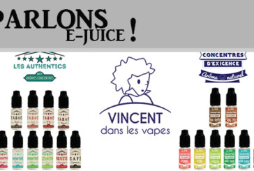 PARLONS E-JUICE : L'offre «Do It Yourself» par VDLV.