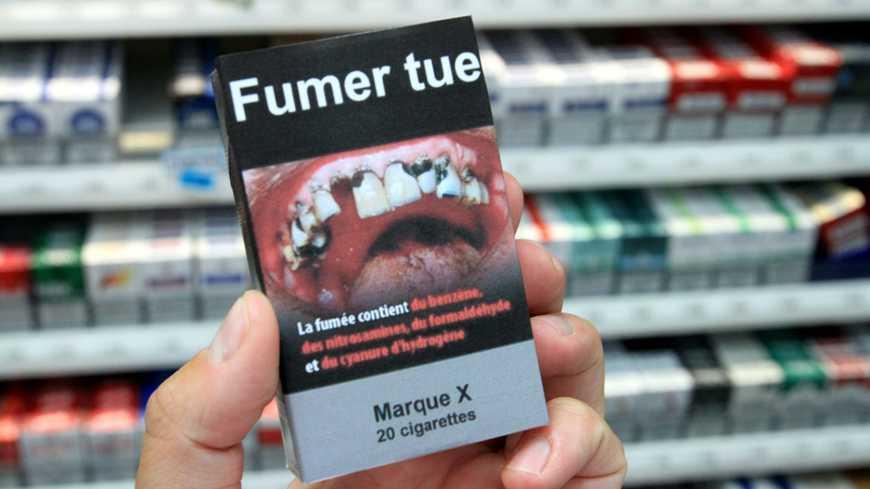 Paquet neutre une mesure efficace contre le tabac - Acheter des graines de tabac en france ...