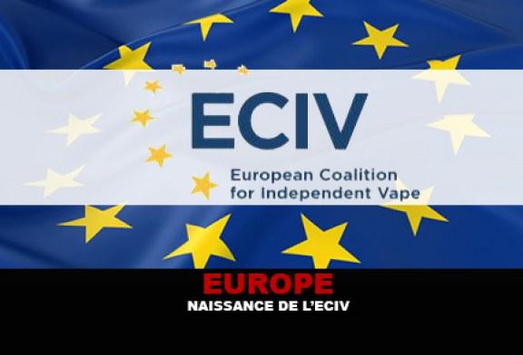 EUROPE : Naissance de l'union des professionnels indépendants de la vape.