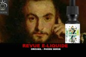 REVUE : ORGUEIL (GAMME LES 7 PÉCHÉS CAPITAUX) PAR PHODE SENSE