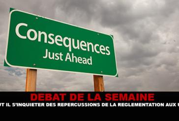 DÉBAT : Faut il s'inquiéter des répercussions de la réglementation aux États-Unis ?