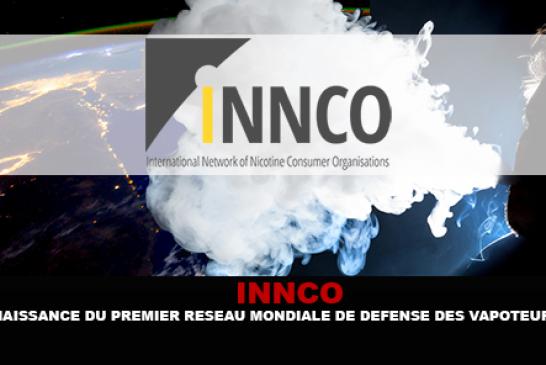INNCO : Naissance du premier réseau mondial de défense des vapoteurs.