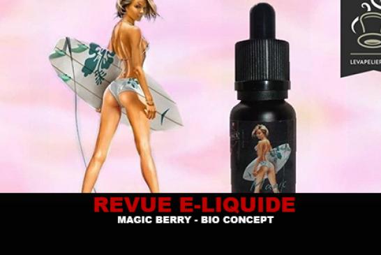REVUE : MAGIC BERRY (GAMME PIN-UP) PAR BIO CONCEPT