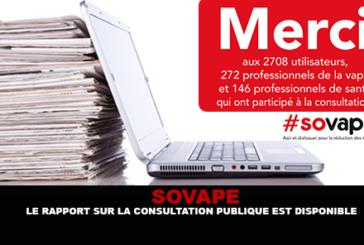 """SOVAPE: דו""""ח התייעצות הציבור זמין!"""