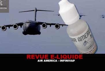 REVUE : AIR AMERICA (GAMME CINÉ-SÉRIE) PAR INFINIVAP