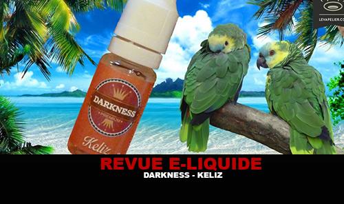 REVUE : DARKNESS (GAMME SIXTIES) PAR KELIZ