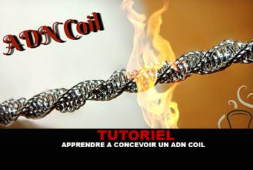 TUTORIEL : Apprendre à concevoir un ADN Coil.