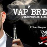 VAP'BREVES : L'actualité du Lundi 02 Janvier 2017.