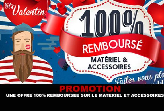 PROMOTION : Une offre 100% remboursée sur le matériel et accessoires chez Vapoter.fr