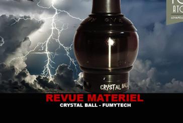 REVUE : CRYSTAL BALL PAR FUMYTECH