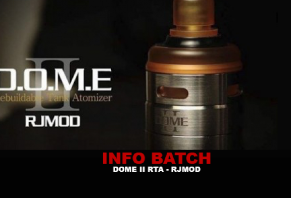 INFO BATCH : Dome II RTA (RJMOD)