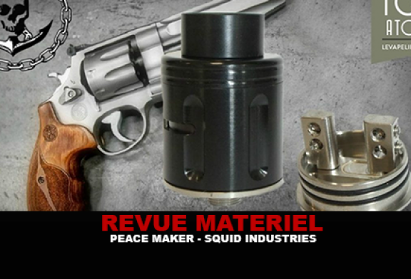 REVUE : PEACE MAKER PAR SQUID INDUSTRIES