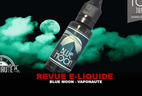REVUE : BLUE MOON (GAMME VAPONAUTE 24) PAR VAPONAUTE