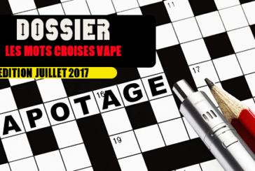 DOSSIER : Des mots croisés de la vape pour vos vacances !