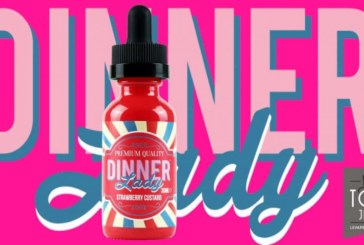REVUE : Strawberry Custard par Dinner Lady