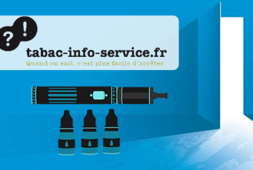 SEVRAGE : Tabac Info Service en nette progression sur sa communication concernant la e-cigarette