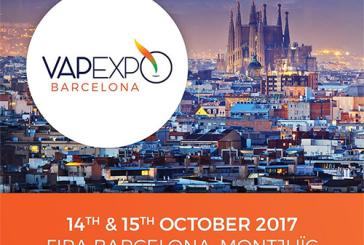 VAPEXPO BARCELONA – Barcelone (Espagne)