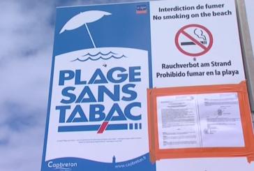 GESELLSCHAFT: In Frankreich gibt es jetzt 53-Strände ohne Tabak.
