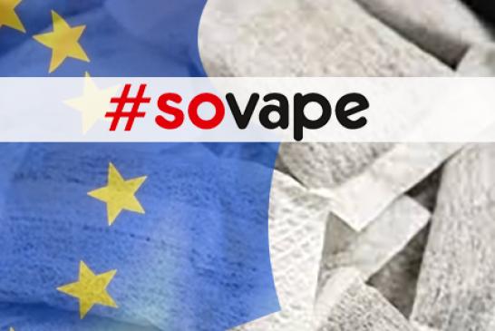 SOVAPE : 18 experts demandent à l'Union Européenne de reconsidérer sa position sur le Snus.