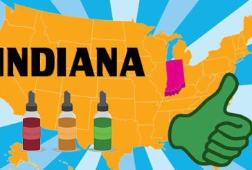 ÉTATS-UNIS : Dans l'état de L'Indiana, la vape retrouve des couleurs !