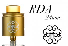 INFO BATCH : Dotmod RDA 24 mm (Dotmod)