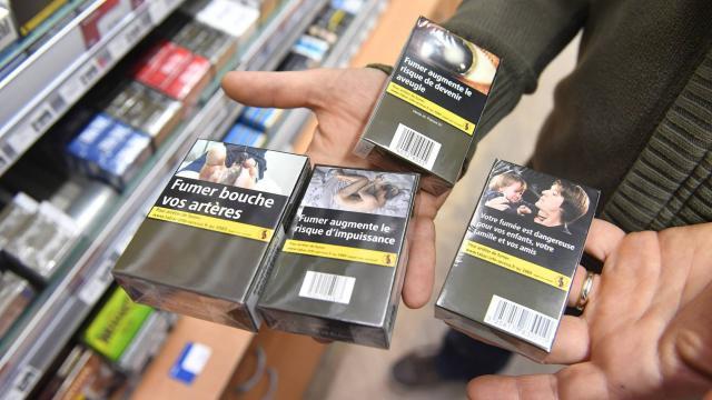 tabac le paquet neutre n 39 a pas d 39 impact positif sur les ventes. Black Bedroom Furniture Sets. Home Design Ideas