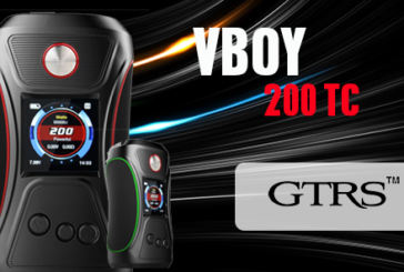 INFO BATCH : Vboy 200 TC ( GTRS)