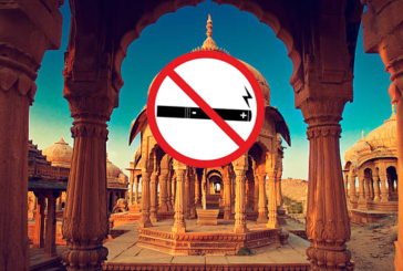 INDE : Vers une interdiction de la e-cigarette au Rajasthan