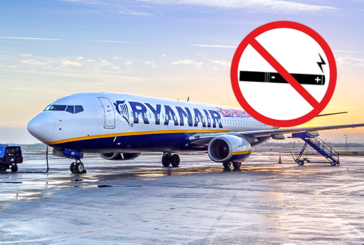 TRANSPORT : Ryanair interdit la e-cigarette puis change son règlement.