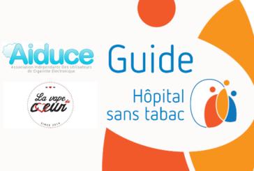 אסוציאציה: Aiduce ו Heart Vape להשתתף במדריך חינם לבית החולים טבק.