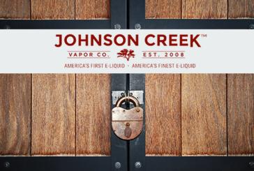 ETATS-UNIS : Le géant du e-liquide «Johnson Creek» met la clé sous la porte.