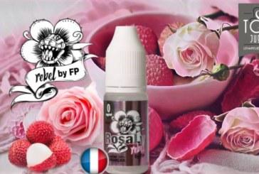 REVUE : Rosaly (Gamme Rebel) par Flavour Power