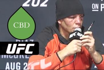 SPORT : L'usage de la CBD autorisé pour les combattants en UFC.