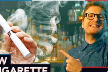 CULTURE : Paul Taylor se moque de l'e-cigarette et de la législation dans «What's up France»