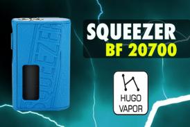 INFO BATCH : Squeezer BF 20700 (Hugo Vapor)
