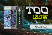 INFO BATCH : Too 180W (Voopoo)