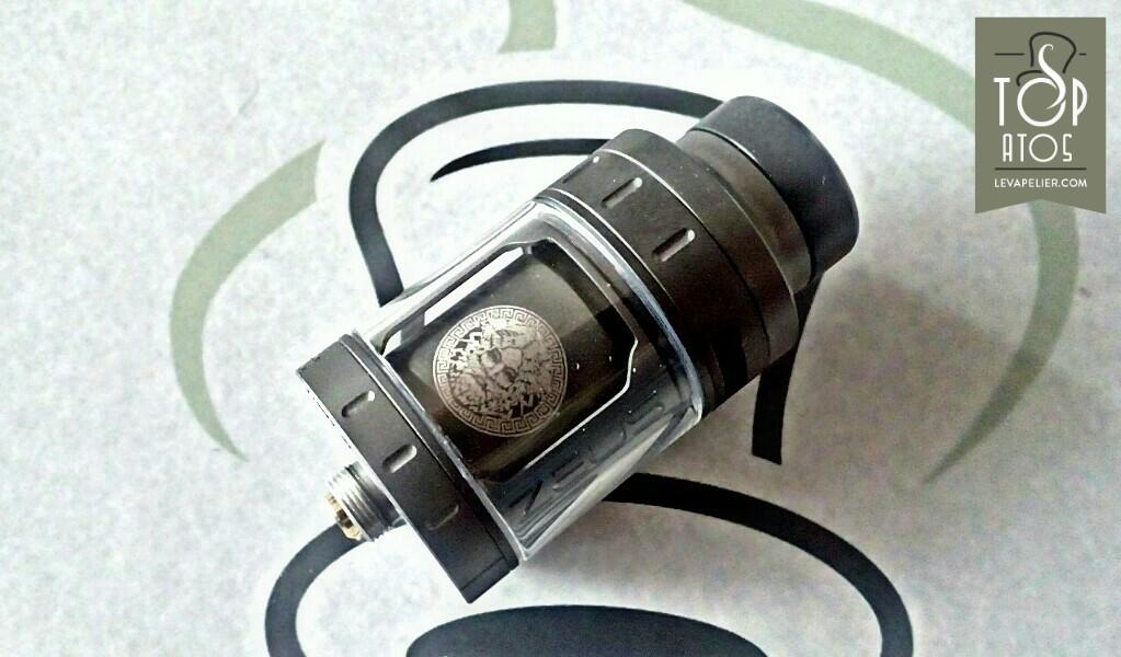 סקירה: זאוס RTA על ידי חנון Vape