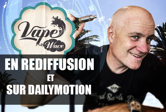 VAPE WAVE: No worries if you missed the session, there are reruns!