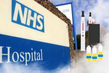 הממלכה המאוחדת: E- סיגריה בקרוב על מכירת בבתי חולים?