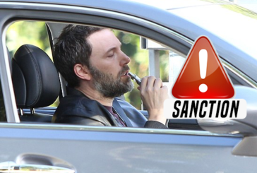 LAW: What is the penalty for using an e-cigarette while driving?