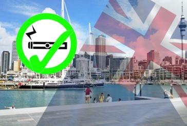 NUOVA ZELANDA: il paese sarebbe pronto a riconsiderare la legislazione sulla sigaretta elettronica