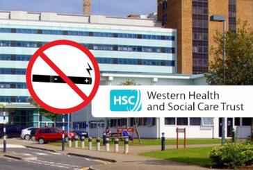 צפון אירלנד: שימוש בסיגריות אלקטרוניות אסורות ליד בתי חולים