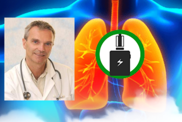 מחקר: הסיגריה האלקטרונית יכולה לעזור לחולים במחלת ריאות חסימתית כרונית.