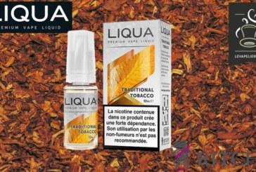 RECENSIONE / PROVA: Tabacco tradizionale (serie di elementi) di Liqua